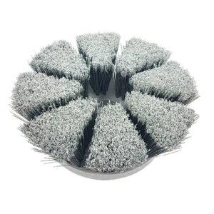 Motorscrubber perie delicată
