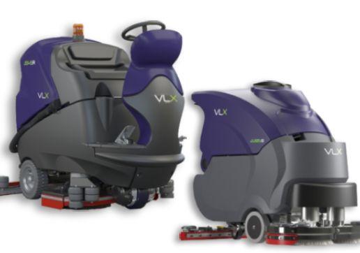 Mașini de spălat/aspirat pardoseli – VLX
