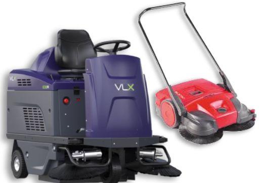 Mașini de măturat – VLX