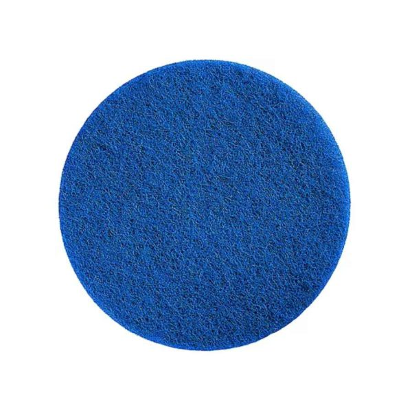 pad albastru